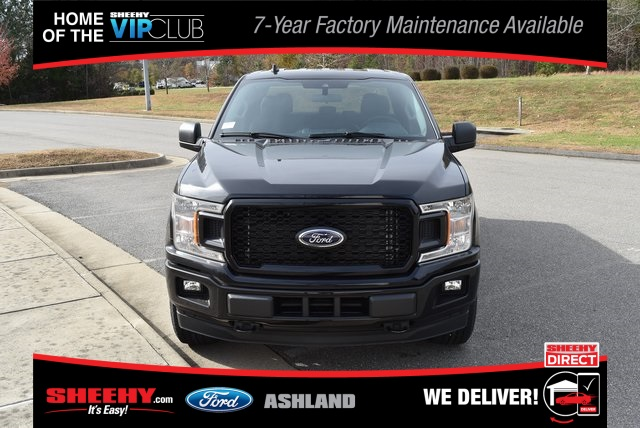 2020 F-150 Super Cab 4x4, Pickup #JA09426 - photo 7