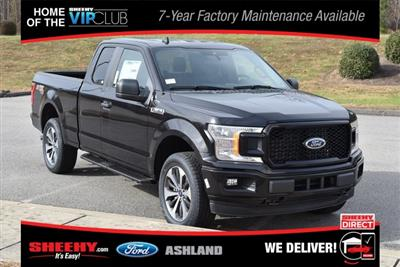 2020 F-150 Super Cab 4x4, Pickup #JA09426 - photo 3