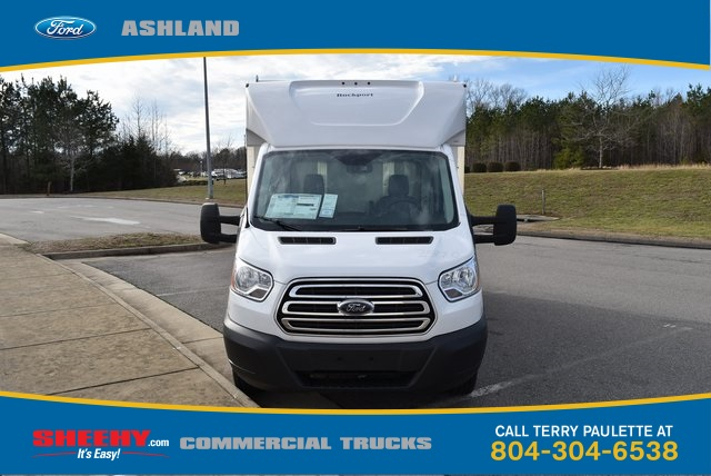 2019 Transit 350 HD DRW 4x2,  Rockport Cargoport Cutaway Van #JA12570 - photo 10