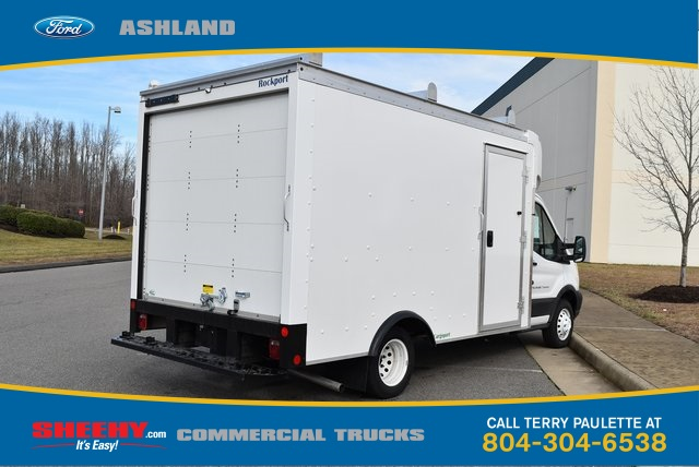2019 Transit 350 HD DRW 4x2,  Rockport Cargoport Cutaway Van #JA12570 - photo 6