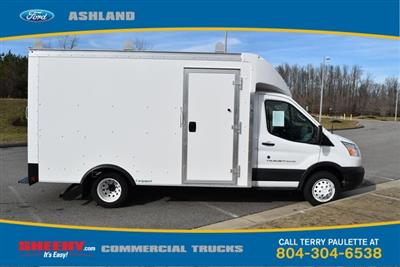 2019 Transit 350 HD DRW 4x2,  Rockport Cargoport Cutaway Van #JA12570 - photo 4