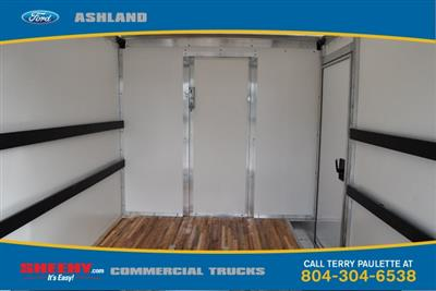 2019 Transit 350 HD DRW 4x2,  Rockport Cargoport Cutaway Van #JA12570 - photo 8
