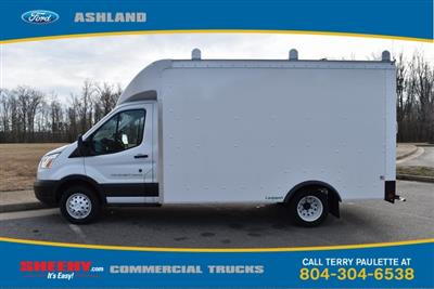 2019 Transit 350 HD DRW 4x2,  Rockport Cargoport Cutaway Van #JA12570 - photo 9