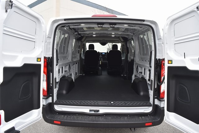 2020 Transit 350 Low Roof RWD, Empty Cargo Van #JA13086 - photo 2