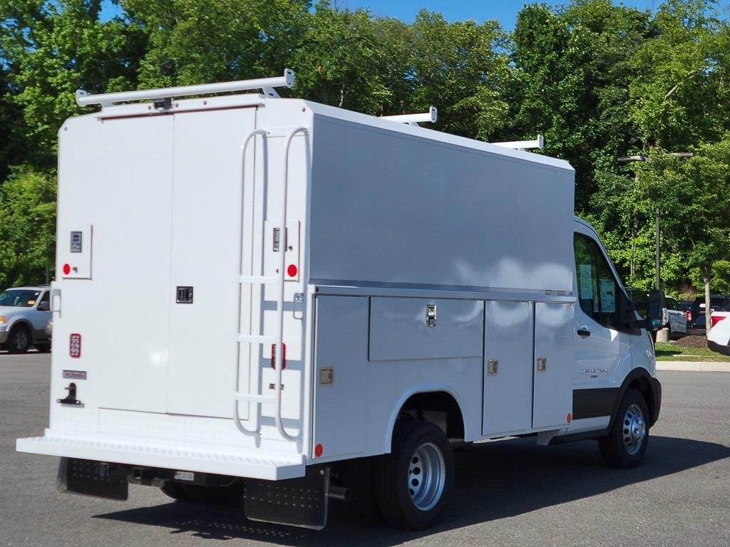 2021 Ford Transit 350 HD 4x2, Reading Service Utility Van #JA15756 - photo 1