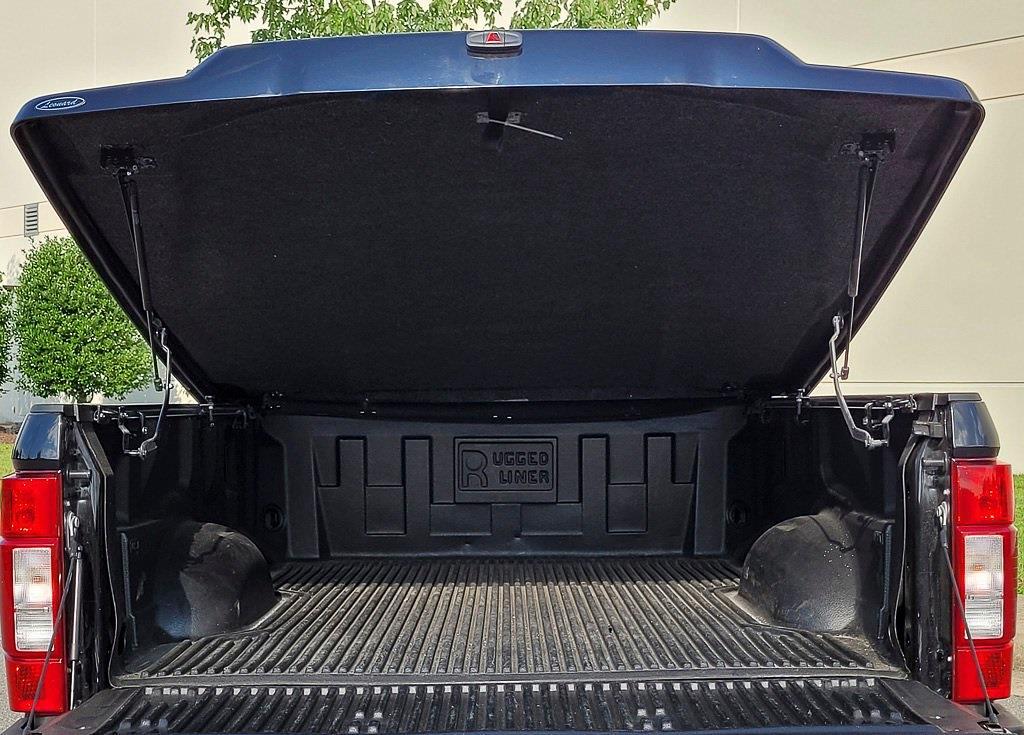 2020 Ford F-250 Crew Cab 4x4, Pickup #JA20394B - photo 18