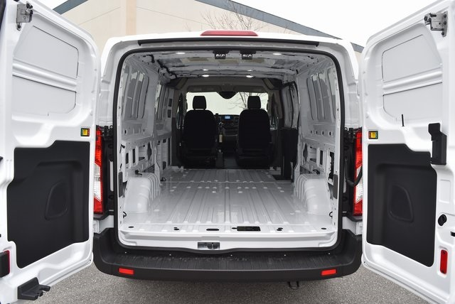2020 Transit 350 Low Roof RWD, Empty Cargo Van #JA20941 - photo 1