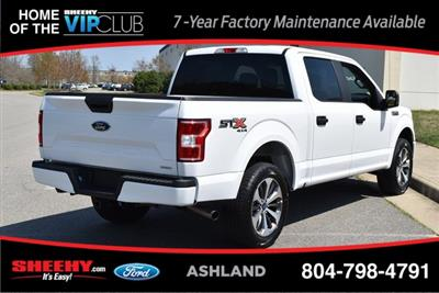 2019 F-150 SuperCrew Cab 4x4,  Pickup #JA31209V - photo 5