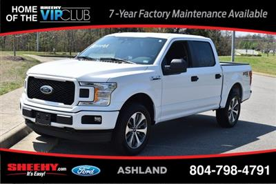 2019 F-150 SuperCrew Cab 4x4,  Pickup #JA31209V - photo 1