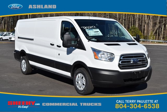 2019 Transit 250 Low Roof 4x2,  Empty Cargo Van #JA35012 - photo 3