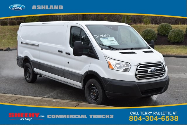 2019 Transit 250 Low Roof 4x2,  Empty Cargo Van #JA46157 - photo 3