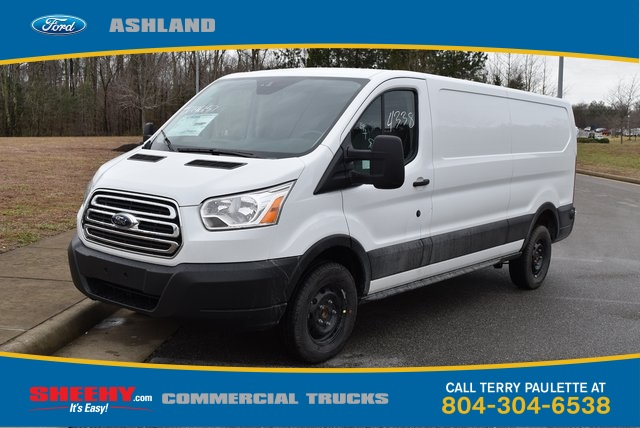 2019 Transit 250 Low Roof 4x2,  Empty Cargo Van #JA46158 - photo 1