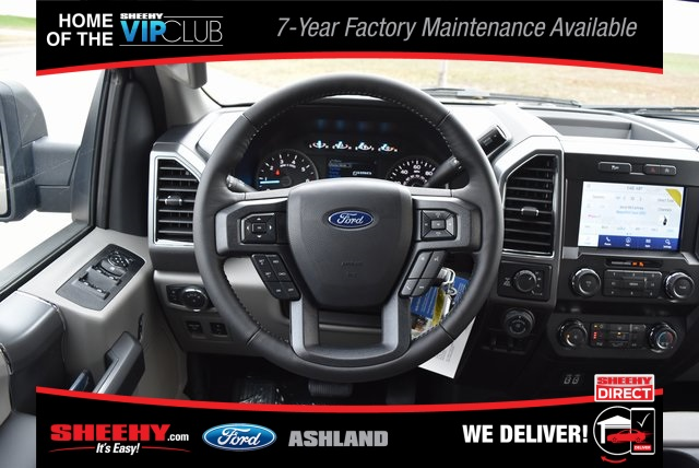 2020 F-150 SuperCrew Cab 4x4, Pickup #JA46523 - photo 11