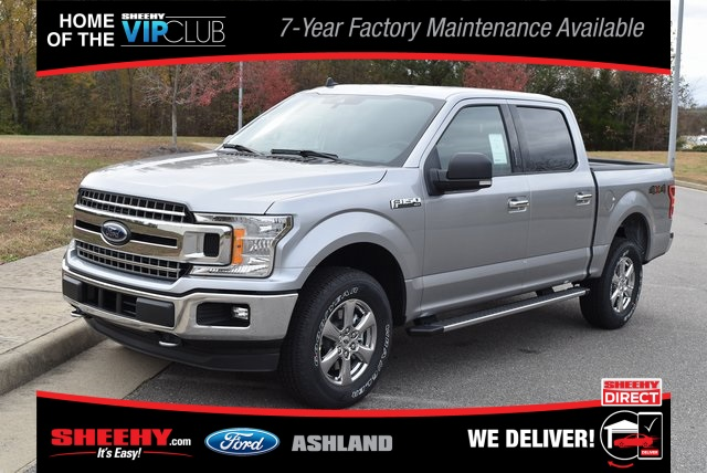 2020 F-150 SuperCrew Cab 4x4, Pickup #JA46523 - photo 1