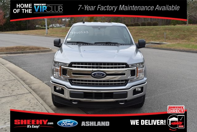 2020 F-150 SuperCrew Cab 4x4, Pickup #JA46523 - photo 7