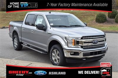 2020 F-150 SuperCrew Cab 4x4, Pickup #JA46523 - photo 3