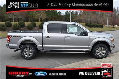 2020 F-150 SuperCrew Cab 4x4, Pickup #JA46523 - photo 4