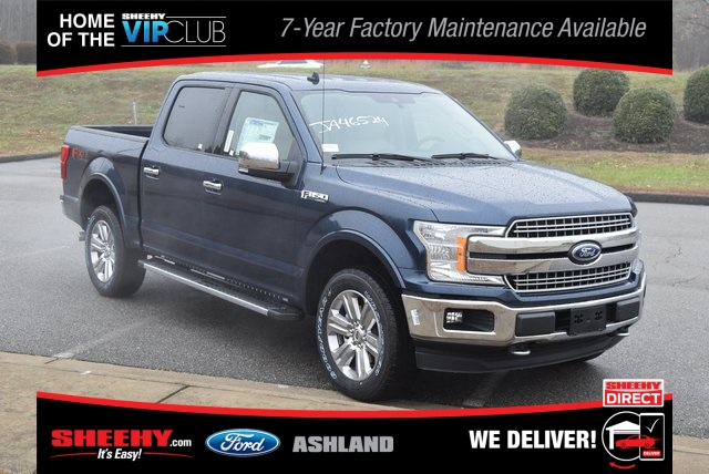 2020 F-150 SuperCrew Cab 4x4, Pickup #JA46524 - photo 3