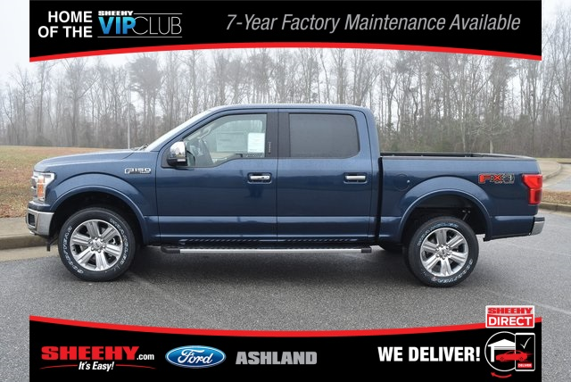 2020 F-150 SuperCrew Cab 4x4, Pickup #JA46524 - photo 6