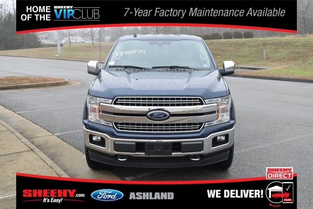 2020 F-150 SuperCrew Cab 4x4, Pickup #JA46524 - photo 7