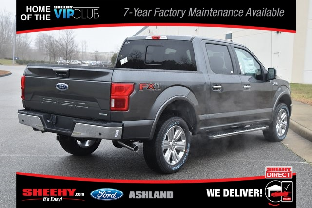 2020 F-150 SuperCrew Cab 4x4, Pickup #JA46525 - photo 5