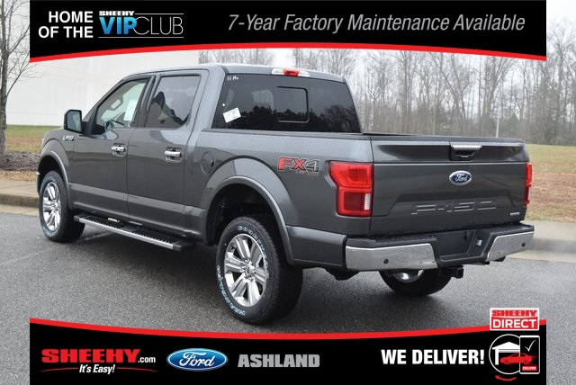 2020 F-150 SuperCrew Cab 4x4, Pickup #JA46525 - photo 2