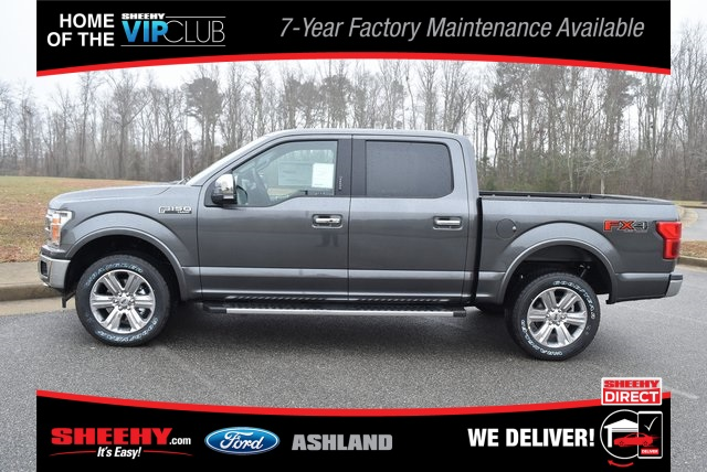2020 F-150 SuperCrew Cab 4x4, Pickup #JA46525 - photo 6