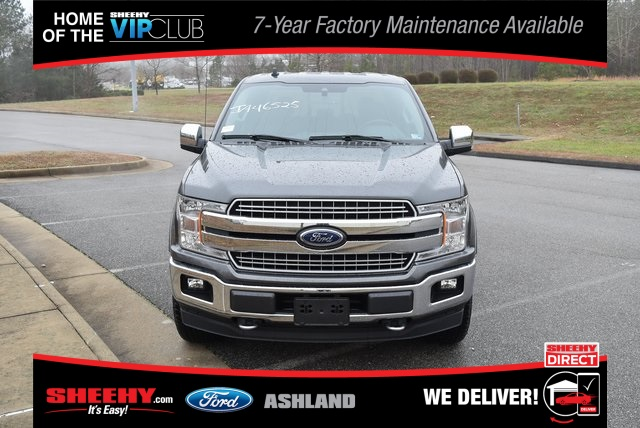 2020 F-150 SuperCrew Cab 4x4, Pickup #JA46525 - photo 7