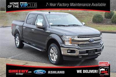 2020 F-150 SuperCrew Cab 4x4, Pickup #JA46525 - photo 3