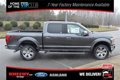 2020 F-150 SuperCrew Cab 4x4, Pickup #JA46525 - photo 4
