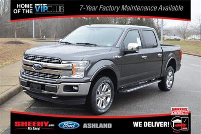 2020 F-150 SuperCrew Cab 4x4, Pickup #JA46525 - photo 1