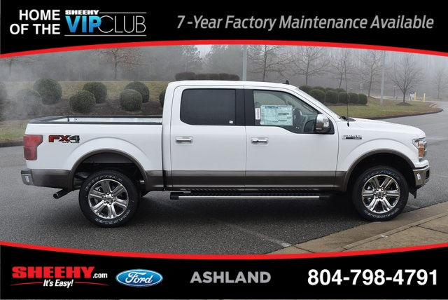 2020 F-150 SuperCrew Cab 4x4, Pickup #JA46526 - photo 4