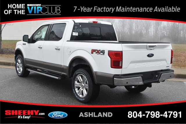 2020 F-150 SuperCrew Cab 4x4, Pickup #JA46526 - photo 2