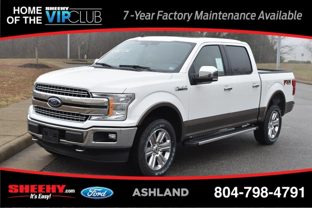 2020 F-150 SuperCrew Cab 4x4, Pickup #JA46526 - photo 1