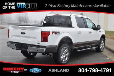 2020 F-150 SuperCrew Cab 4x4, Pickup #JA46526 - photo 5