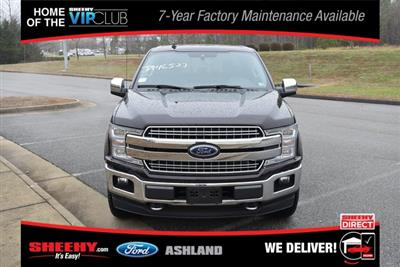 2020 F-150 SuperCrew Cab 4x4, Pickup #JA46527 - photo 7