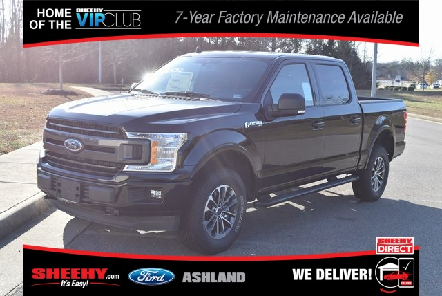 2020 F-150 SuperCrew Cab 4x4, Pickup #JA46530 - photo 1