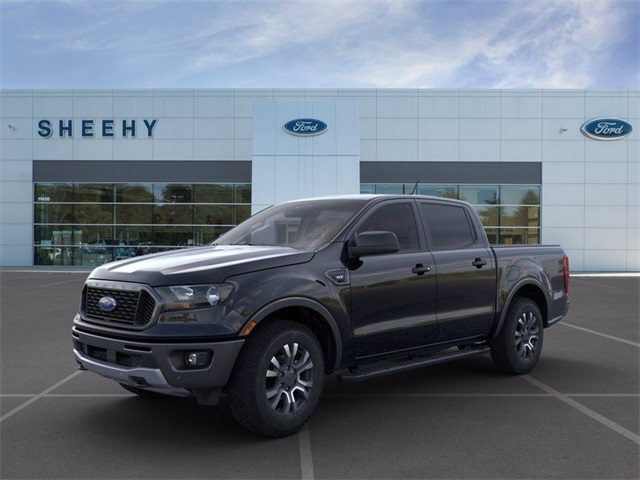 2020 Ford Ranger SuperCrew Cab 4x4, Pickup #JA49785 - photo 4