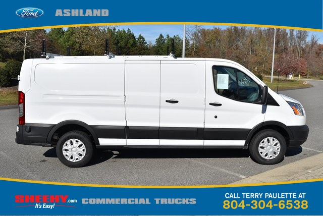 2019 Transit 250 Low Roof 4x2,  Empty Cargo Van #JA52163 - photo 4
