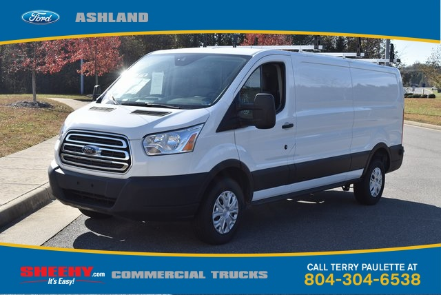 2019 Transit 250 Low Roof 4x2, Adrian Steel Upfitted Cargo Van #JA52163 - photo 1