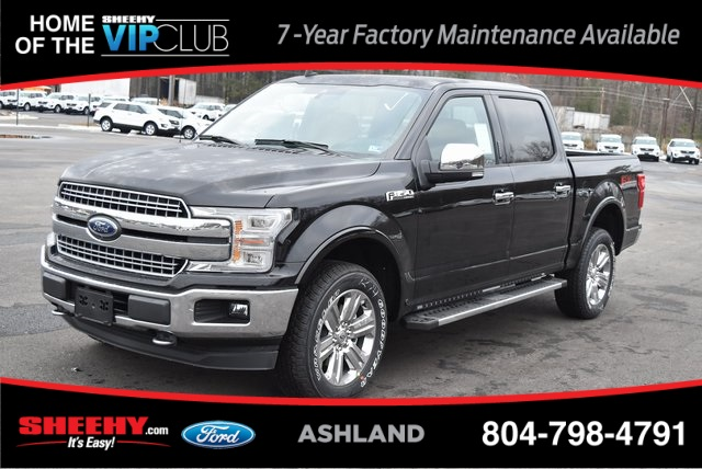 2019 F-150 SuperCrew Cab 4x4,  Pickup #JA54733 - photo 6