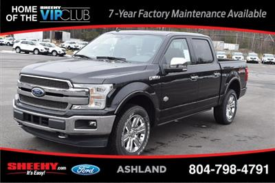 2019 F-150 SuperCrew Cab 4x4, Pickup #JFA54736 - photo 1