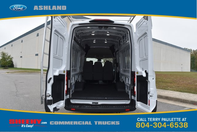 2019 Transit 350 HD High Roof DRW 4x2,  Empty Cargo Van #JA58923 - photo 1