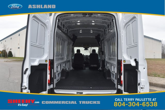 2019 Transit 350 HD High Roof DRW 4x2,  Empty Cargo Van #JA58924 - photo 1