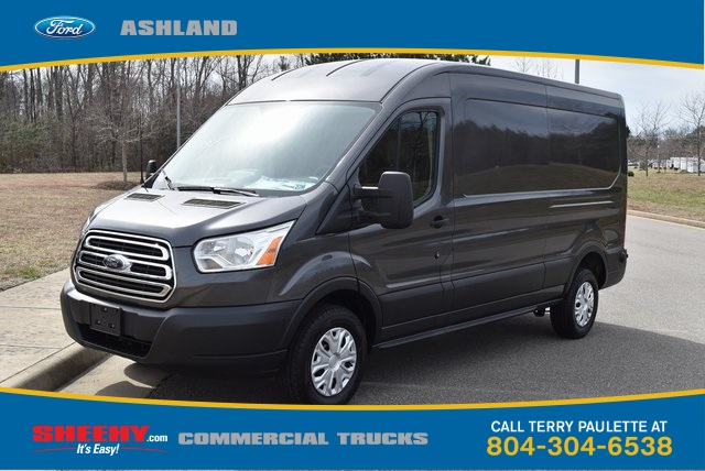 2019 Transit 250 Med Roof 4x2,  Empty Cargo Van #JA58925 - photo 1
