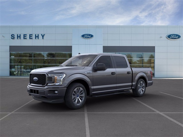 2020 F-150 SuperCrew Cab 4x4, Pickup #JA61034 - photo 3
