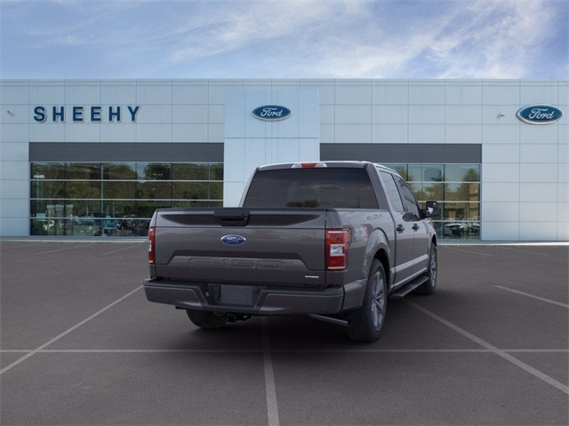 2020 F-150 SuperCrew Cab 4x4, Pickup #JA61034 - photo 8