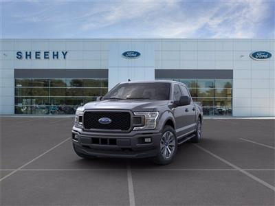 2020 F-150 SuperCrew Cab 4x4, Pickup #JA61034 - photo 4