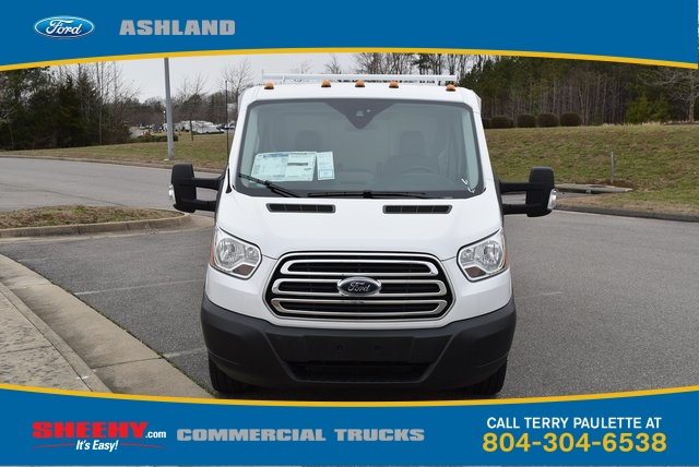 2019 Transit 350 4x2,  Reading Aluminum CSV Service Utility Van #JA63380 - photo 11