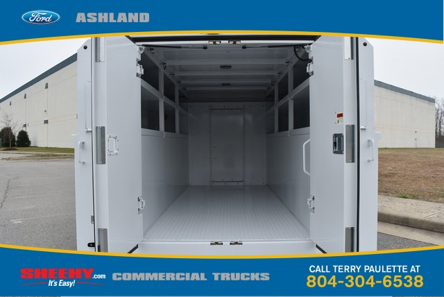 2019 Transit 350 4x2,  Reading Aluminum CSV Service Utility Van #JA63380 - photo 7